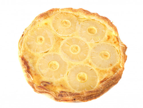 Tartelette à l'ananas